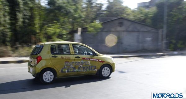 Maruti Suzuki Celerio AMT exterior (25)