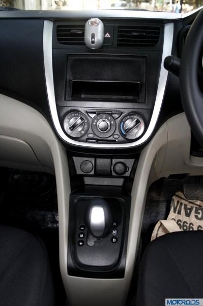 Maruti Suzuki Celerio AMT interior (14)