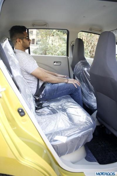 Maruti Suzuki Celerio AMT interior (2)