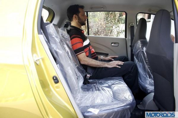 Maruti Suzuki Celerio AMT interior (3)