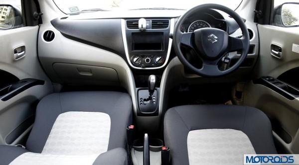 Maruti Suzuki Celerio Vxi Interior