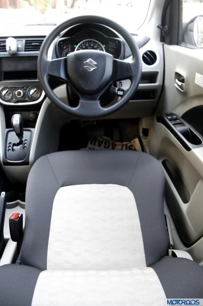 Maruti Suzuki Celerio AMT interior (7)