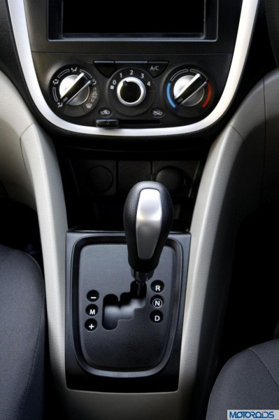 Maruti Suzuki Celerio AMT transmission (9)