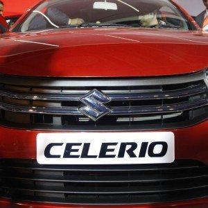Maruti Suzuki Celerio exterior Auto Expo 2014 (13)