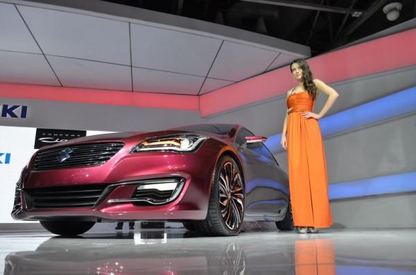 Maruti Suzuki Ciaz Concept Auto Expo 2014 (6)