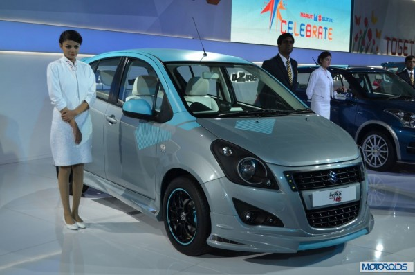 Maruti Suzuki Ritz Jubilo at Auto Expo 2014