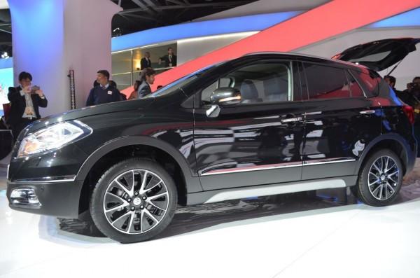 Maruti Suzuki SX4 S-Cross auto expo 2014 (19)