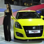 Auto Expo 2014 LIVE: Maruti Suzuki Swift Sport [Images and Details]