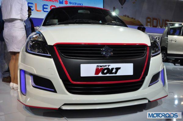 Maruti Suzuki Swift Volt Auto Expo 2014 (5)
