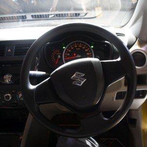 Maruti Suzuki celerio interior Auto expo 2014 (11)