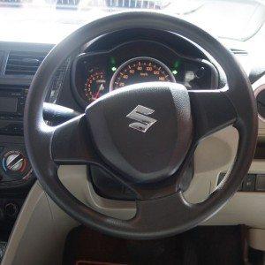 Maruti Suzuki celerio interior Auto expo 2014 (20)
