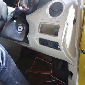 Maruti Suzuki celerio interior Auto expo 2014 (22)