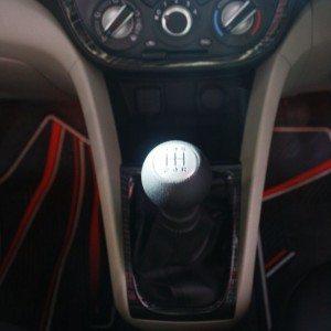 Maruti Suzuki celerio interior Auto expo 2014 (23)