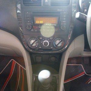 Maruti Suzuki celerio interior Auto expo 2014 (25)