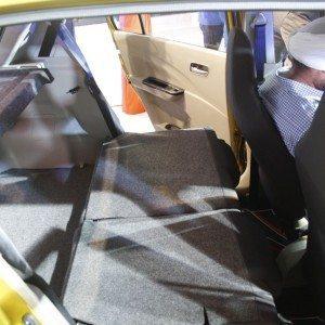 Maruti Suzuki celerio interior Auto expo 2014 (3)