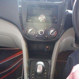 Maruti Suzuki celerio interior Auto expo 2014 (8)
