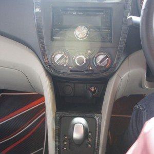 Maruti Suzuki celerio interior Auto expo 2014 (9)