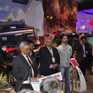 Modified Thar at Auto Expo 2014 (1)