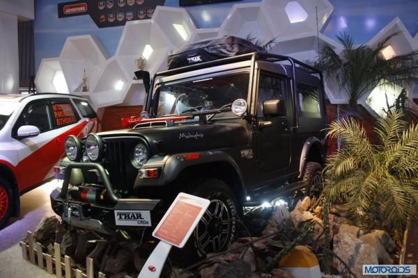 Modified Thar at Auto Expo 2014 (3)