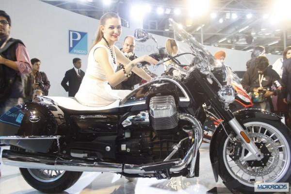 Moto Guzzi California Touring Auto Expo 2014 (1)