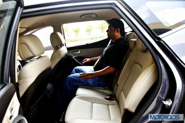 New Hyundai Santa Fe interior (10)