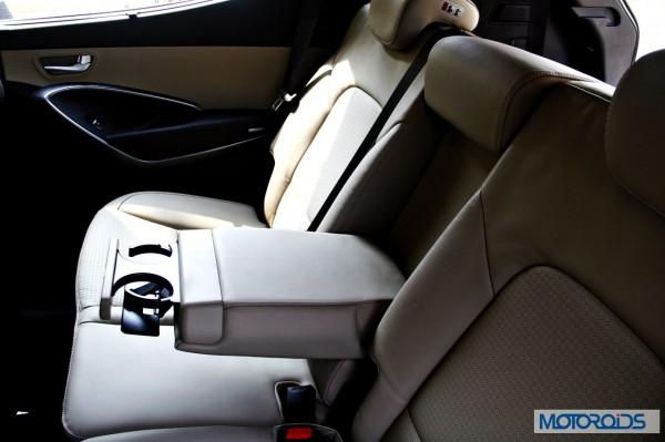 New Hyundai Santa Fe interior (14)