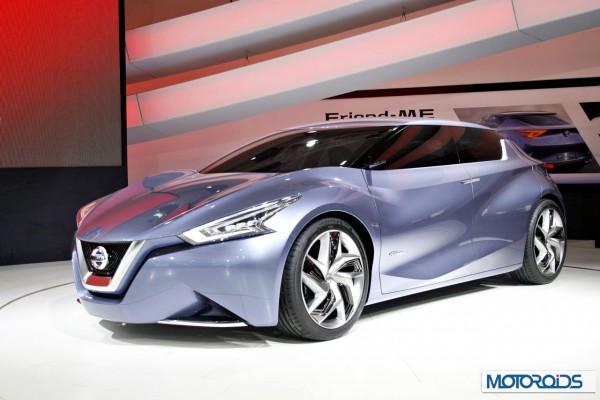 Nissan Friend Me Concept Auto Expo 2014 (10)