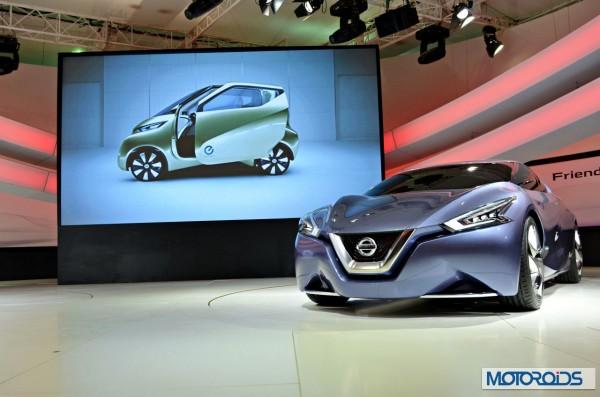 Nissan Friend Me Concept Auto Expo 2014 (16)