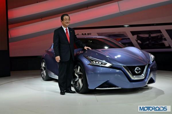 Nissan Friend Me Concept Auto Expo 2014 (18)