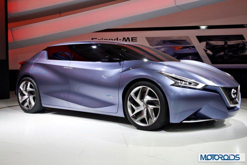 Nissan Friend Me Concept Auto Expo 2014 (6)