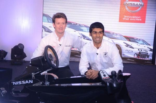 Nissan GT Academy Launch