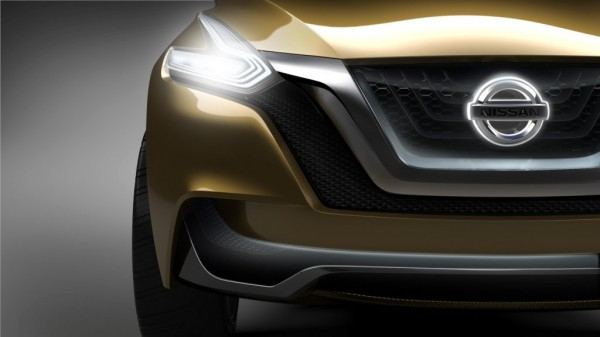 Nissan Resonance Concept previewing the new Murano