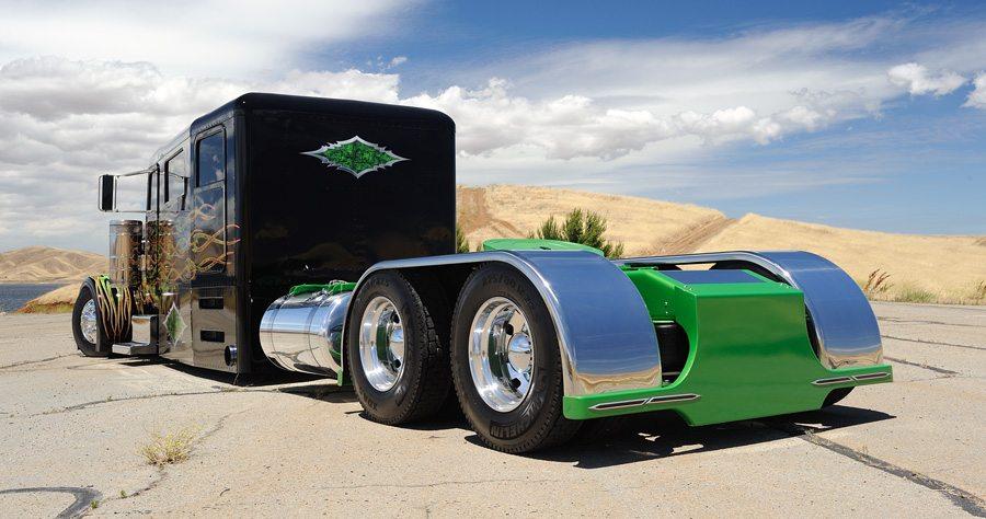 Peterbilt Truck Limo-3