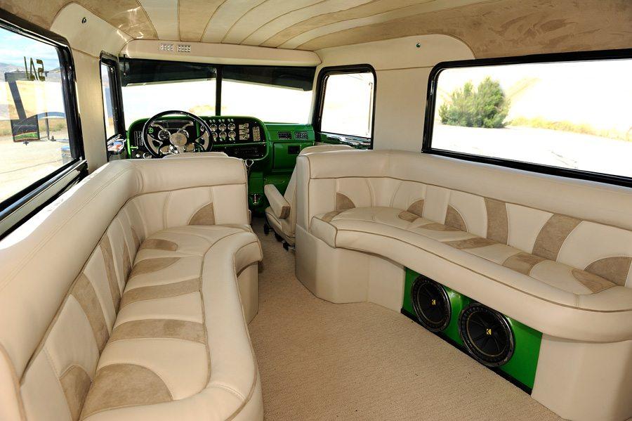 Peterbilt Truck Limo