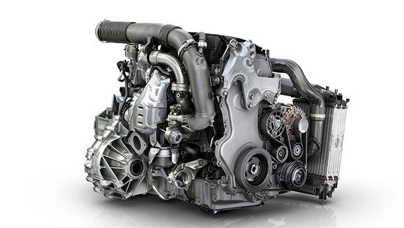 Renault-engine