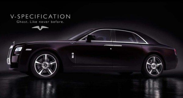 Rolls-Royce-Ghost-V-Specification-limited-edition-india