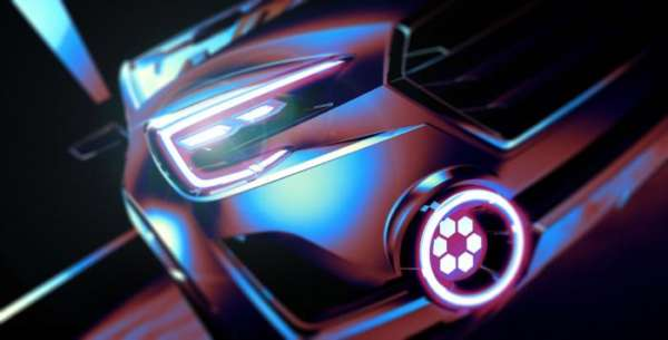 Subaru Viziv 2 concept teased ahead of Geneva debut