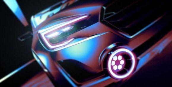 Subaru at Geneva Motor Show 2014