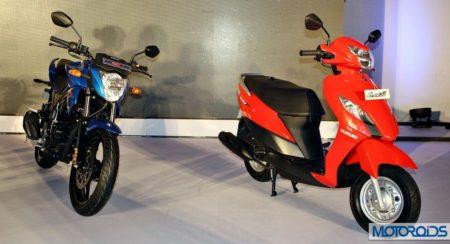 Suzuki motorcycle Auto Expo 2014 (2)