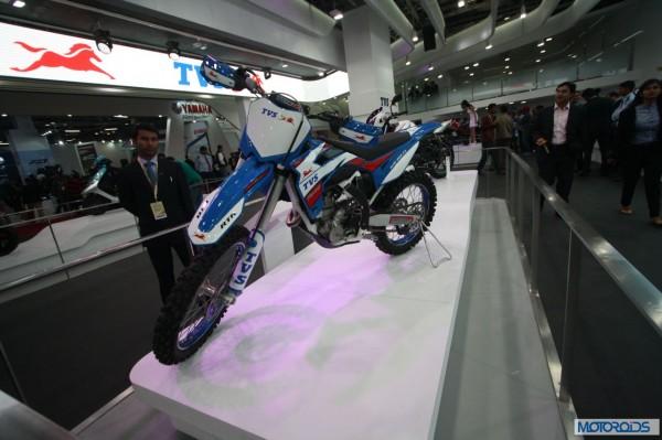 TVS Apache RTR 300 FX Auto Expo 2014 (1)