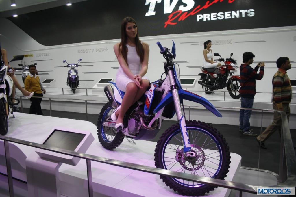 TVS Apache RTR 300 FX Auto Expo 2014 (2)