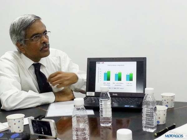 TVS Vinay Harne NPI President
