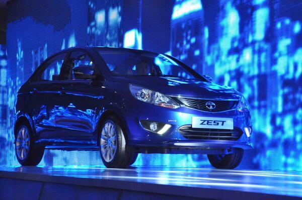 Tata Motors Zest sedan