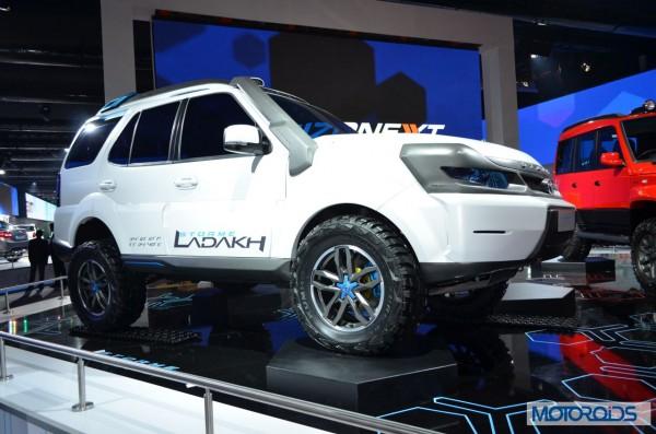 Tata Safari ladakh Concept Auto Expo 2014 (3)