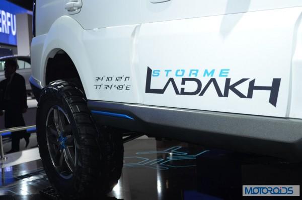 Tata Safari ladakh Concept Auto Expo 2014 (4)