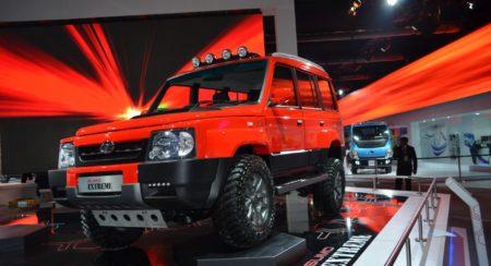 Tata Sumo Extreme Auto Expo 2014 (4)