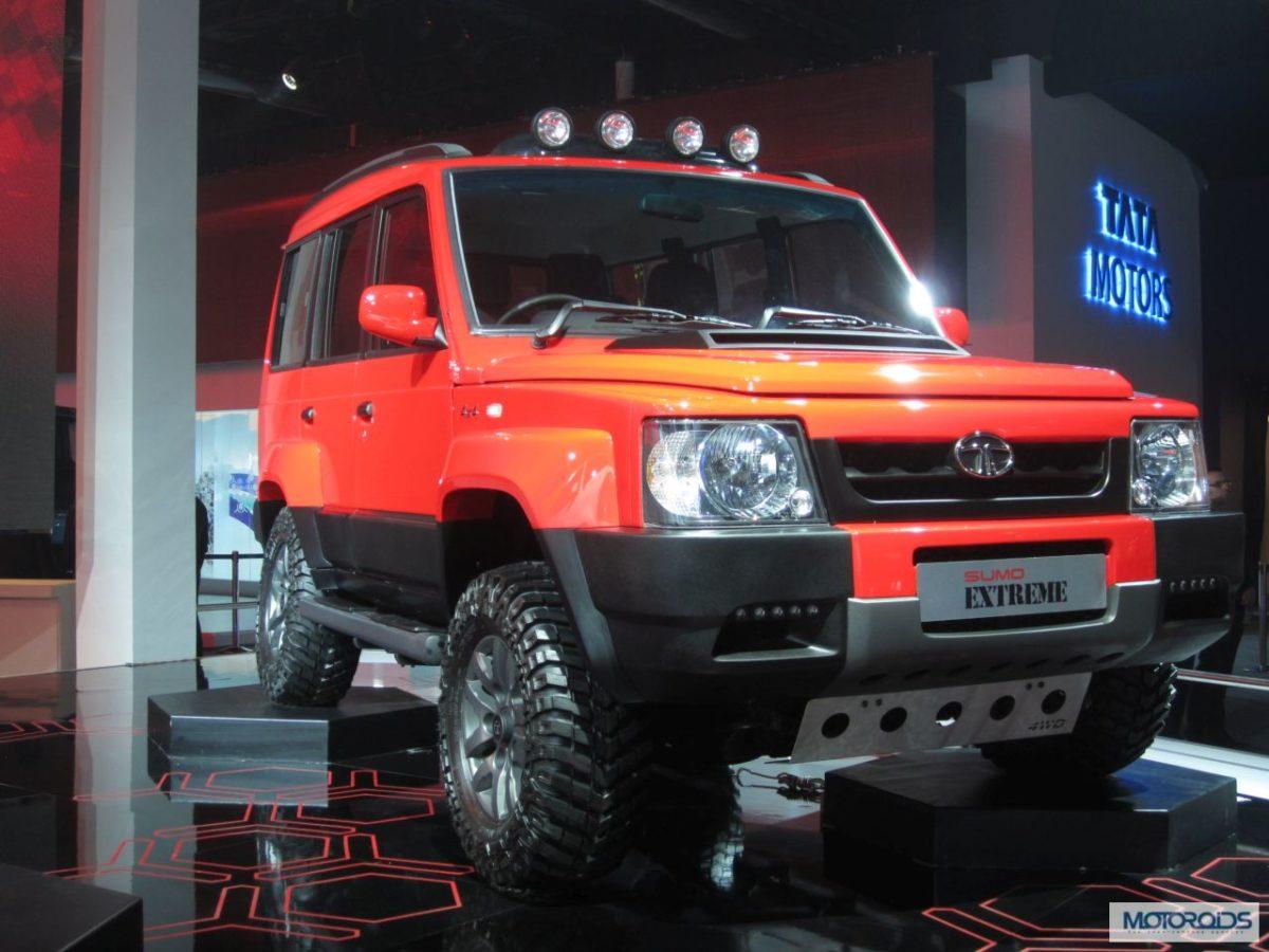 Tata Sumo Extreme Auto Expo 2014 (8)