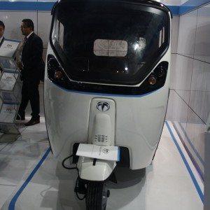 Terra Motors T4 electric three wheeler