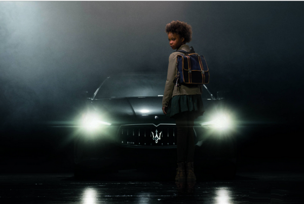 All new Maserati Ghibli released in Super Bowl XLVIII