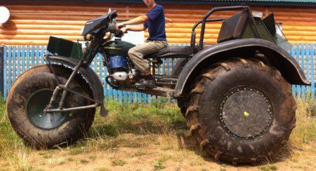 Ural Trike